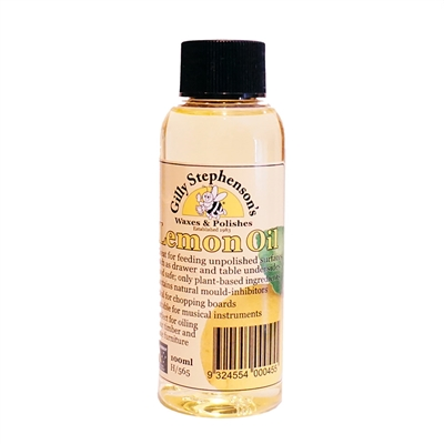 Small Australian Lemon Oil Polish