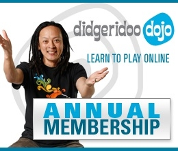 Didgridoo Onlin Shopping 12 Month Subscription